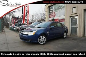 2008 Ford Focus SES CUIR TOIT  MAG