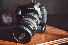 Canon 5D Mark II with lenses and accessories Campbelltown Campbelltown Area Preview
