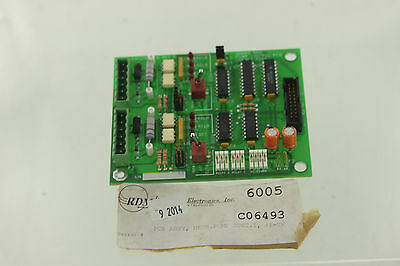 Gasboy C06493 Topkat 900 Series Mech Pump Control Pcb Board Assembly 2