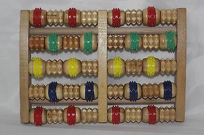 Fußmassageroller für beide Füße zur Fußmassage Fußmassagegerät Roller DQ 1827