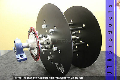 RW Wake Winch SPOOL, SPROCKET, HUBS, SHAFT, BEARINGS wakeboard wakeskate snow for sale  Port Richey