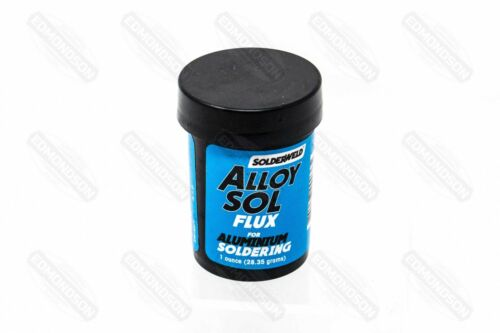 SolderWeld SW-ASF1 Alloy Sol Powder Flux, 1 oz.