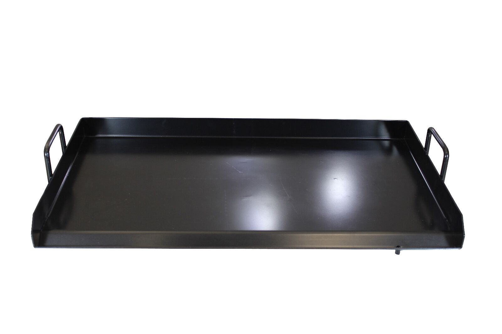 Portable Outdoor Griddle ~ Concord cast iron portable add on flat top griddle
