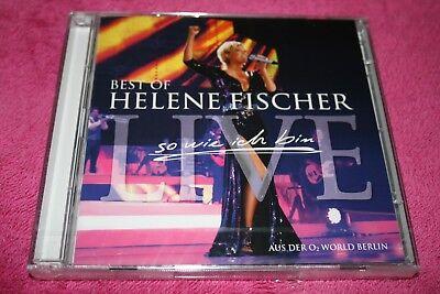 Best Of Helene Fischer So wie ich bin Doppel CD Neu O.V.P. in Folie (Wie O P)