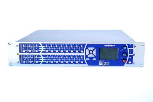 Meyer Sound Galileo 616 Audio Signal Processor Loudspeaker Management System