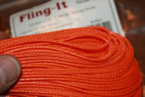 Arborist Weaver Throw Line Fling-It 100% Dyneema 1.75 mm X 150 feet
