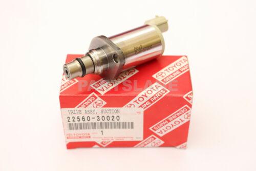 22560-30020 Toyota Oem Genuine Valve Assy, Suction Control