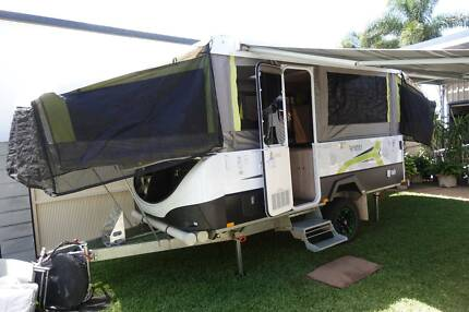 Jayco Swan Outback 2016 Camper Moranbah Isaac Area Preview