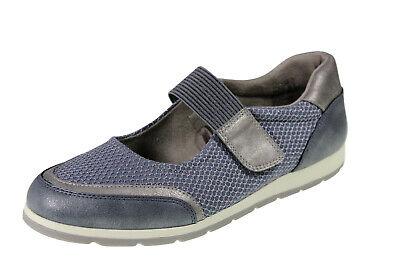 NEU FLEXX Komfort Damen Schuhe EUR 40 Ballerinas Halbschuhe Slipper  Blau