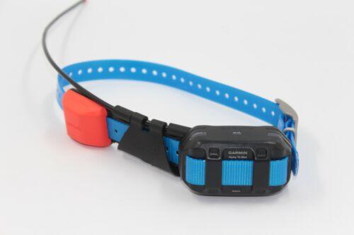 Garmin T5 Mini GPS Collar - Dog Tracking Device, Blue