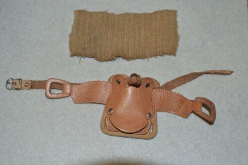 Breyer Genuine Leather Saddle - 1993?