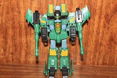 Transformers classics deluxe seeker ACID STORM - 100% complete rare lot tf134