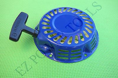 Powerlift GG3500 XP4400 3500 4400 Watt 6.5HP 7HP Gas Generator Recoil Starter
