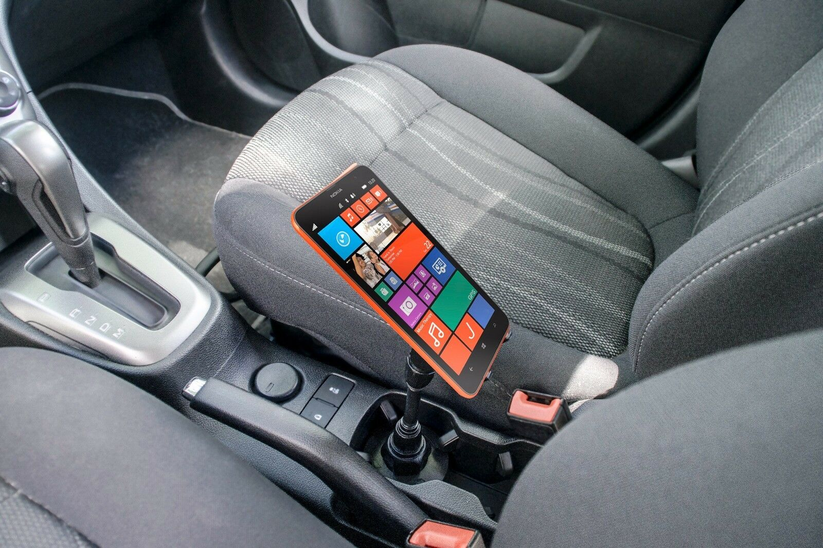 H20 Smartphone Cup Holder Magnet Mount
