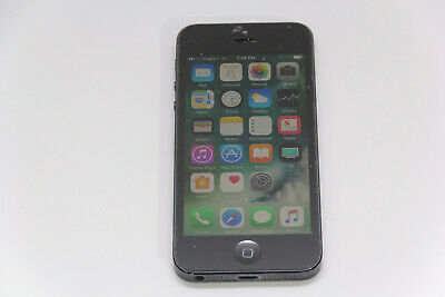 iPhone 5 16GB Black Verizon CDMA + GSM
