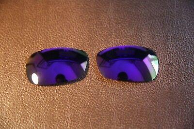 Polarlens Polarisiert Lila Ersatz Linse -oakley Crosshair 2.0 Sonnenbrille