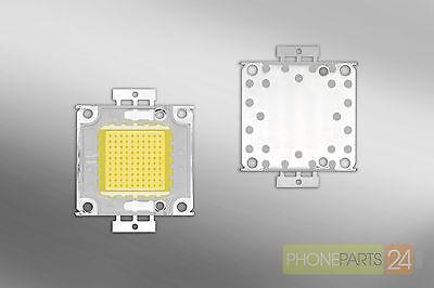 100W LED CHIP 3000MA 32 34V 8000 9000 LM HIGH POWER KALT WEISS