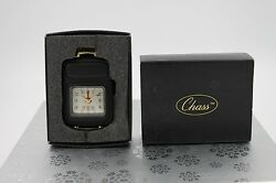 Chass Luggage Alarm Clock. Color - Black. New Never Used. Free Shipping!