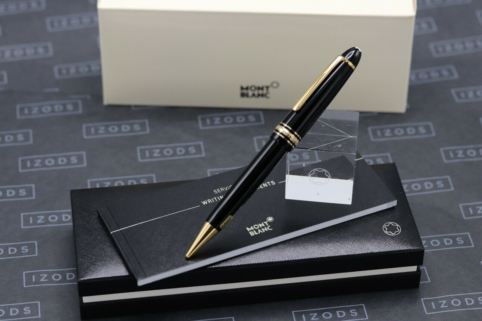Montblanc Meisterstuck 167 LeGrand Gold Line Mechanical Pencil - NEW March 2021