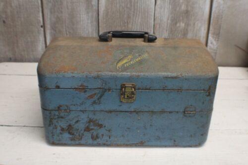 Vintage My Buddy Tacklemaster Tackle Box and Tackle