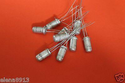 Gt404v Gd607 Germanium Transistor 40v Ussr Lot Of 7 Pcs