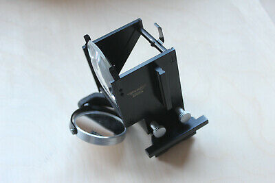 Reichert Microscope Adapter Mirror Prism Lens Reflection