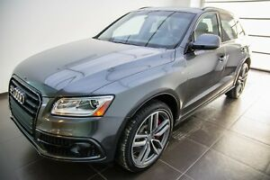 2016 Audi SQ5 3.0T TECHNIK