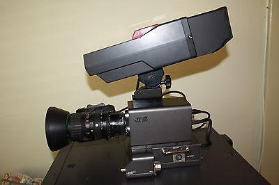 JVC KA-F5602U Studio Camera ( SDI ) Kit W/ Fujinon S14x7.5BRM-4 Zoom Video Lens Zoom Studio Kit