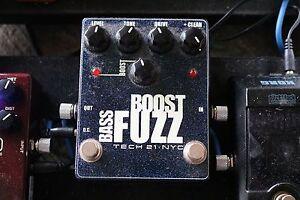 Tech 21 Bass Boost Fuzz