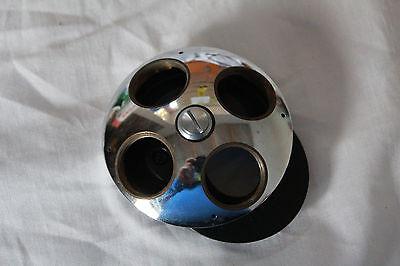 Lomo Microscope Nosepiece Turret 4 Objectives Mikroskop Zeiss