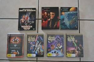 Star Wars, Star Trek, Army Of Darkness DVD