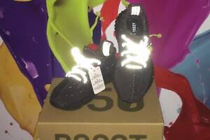 Adidas Yeezy Boost 350 V2 Black, US 6