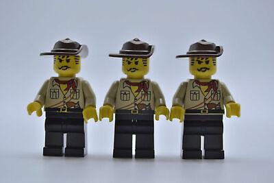 Lego Figur Adventure Johnny Thunder adv051  7419 7420 7413