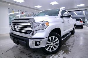 2016 Toyota Tundra LIMITED  ONE OWNER, CLEAN CARPROOF, NON SMOKE