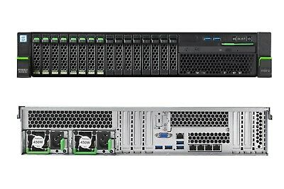 Fujitsu Primergy RX2540 M2 2x 14-Core E5-2690v4 16x2.5 HDD Bay 1.28TB Ram Server