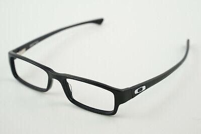 Oakley SERVO Polished Black 53-18-140 RX Prescription OX1066-0153 Frames