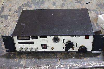 Nikon Inc. Micro Injector Model Pli-188