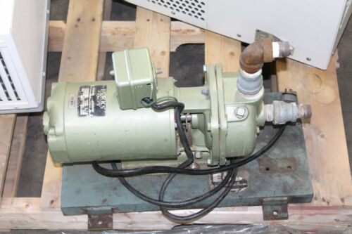 "Burks Super Turbine Pump Cat# 3CA6 02 MODEL 110251401 1"" Pipe"