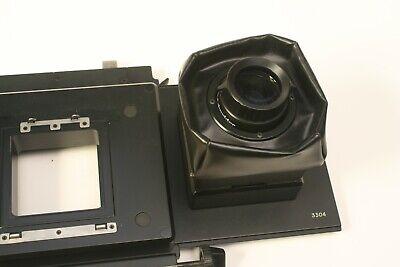 sinar 551,34 100 For macroscam sliding adapter  hasselblad V Digitak back