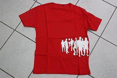 Unikat Trainingsshirt T - Shirt  Bayer Leverkusen Werkself - Größe M Damen neu