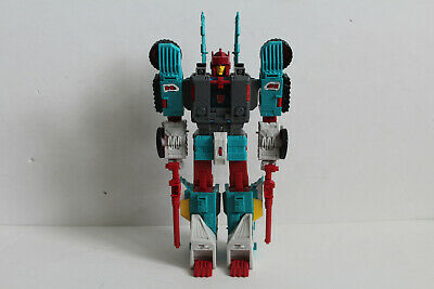Transformers Titans Return Quickswitch complete G1 TR Chaos on Velocitron