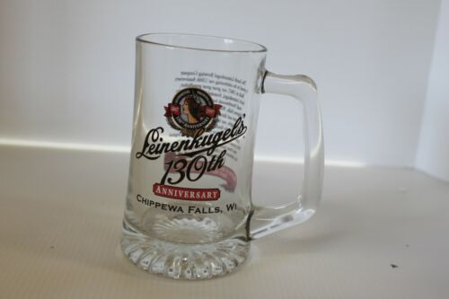 Leinenkugels 130th Anniversary Beer Mug