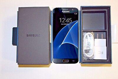Samsung Galaxy S7 SM-G930 - 32GB - Black Onyx UNLOCKED (T-Mobile) Smartphone A-