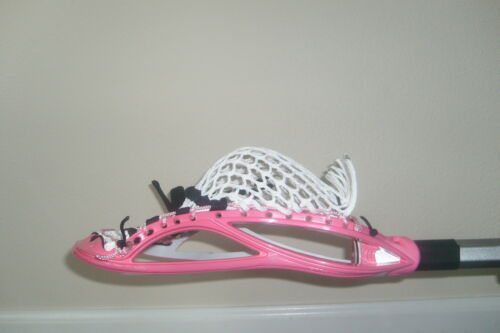 Custom Lacrosse Stringing Services (Cancer Awareness Donation)