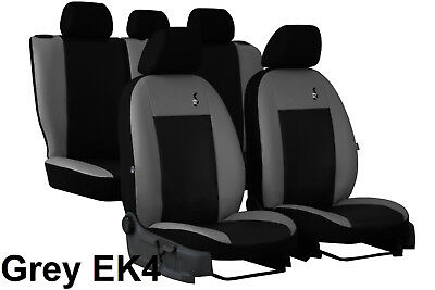 ECO LEATHER TAILORED SEAT COVERS CITROEN C4 PICASSO 5 SEATS Mk2 2013 ONWARDS