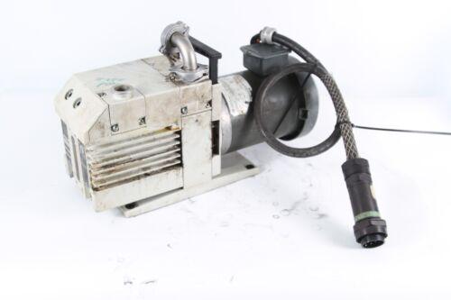 Leybold Trivac Rotary Vane Pump D16B Kat.-Fabr.Nr. 91266-2 GE A-C Motors