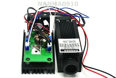 12v High Power 1600mw 980nm Ir Infrared Laser Mdoule W 2w Ld Diode Fan Ttl