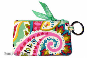 Vera Bradley - Zip ID Case Wallet Purse/Gift Card Holder - You Choose - NWT