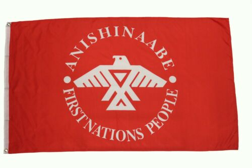 ANISHNAABE  FIRST NATIONS PEOPLE  3