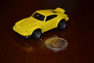 VINTAGE HOT WHEELS PORSCHE CARRERA 911 P-911 1974 YELLOW